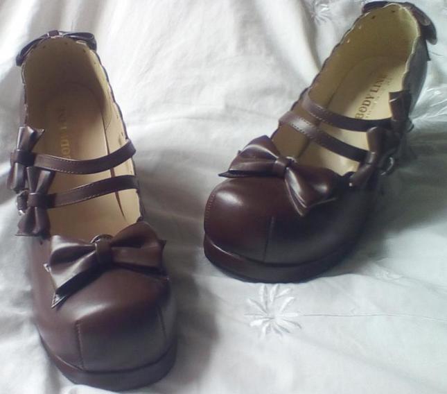 Bodyline Shoes Size