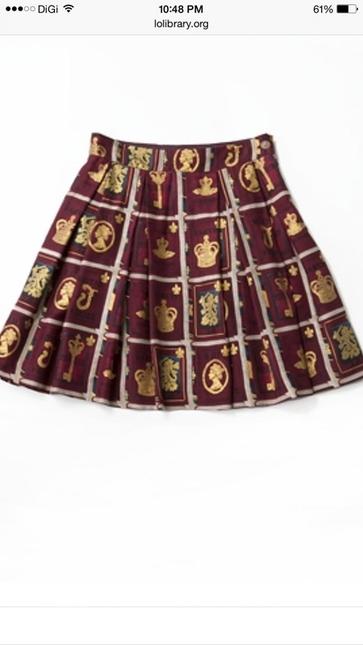 how to make a lolita skirt