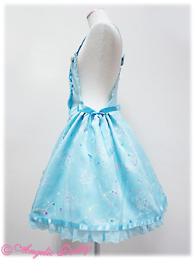 angelic pretty dreamy horoscope salopette