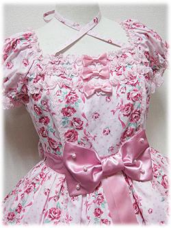 Ladyroseop pink bust