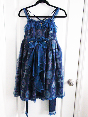 Mk dress front