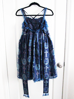 Mk dress back