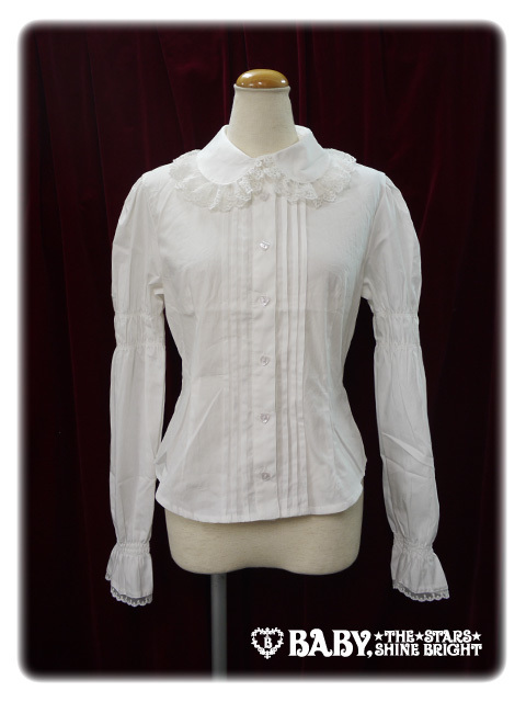 Blouse 20btssb 20white