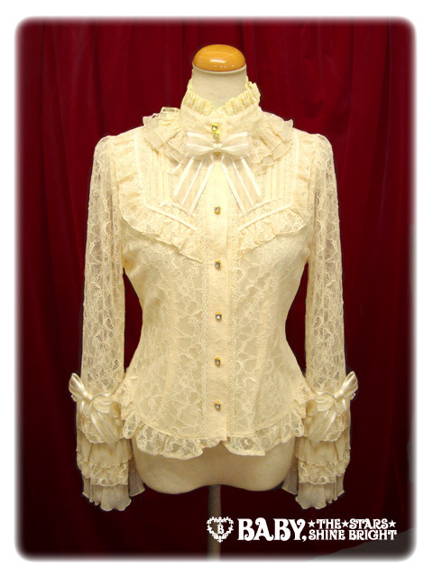 Ladyvictoriasafternoonblouse