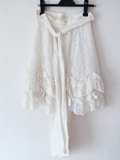 Metamorphose lace skirt 3