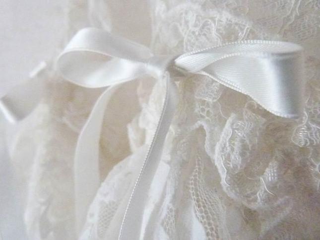 Metamorphose lace skirt 7
