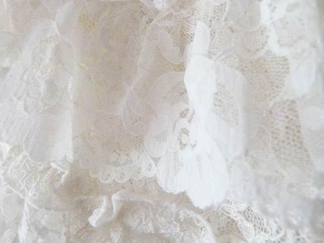 Metamorphose lace skirt 4