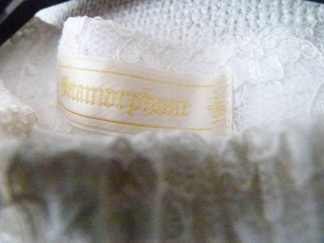 Metamorphose lace skirt 5
