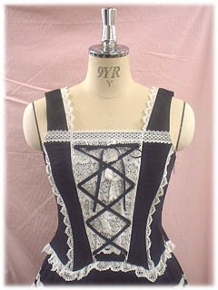 Btssb 20camisole 20with 20boning 20in 20black 20x 20white