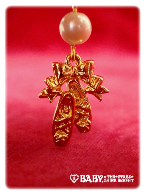 Pdbmpierce gold charm