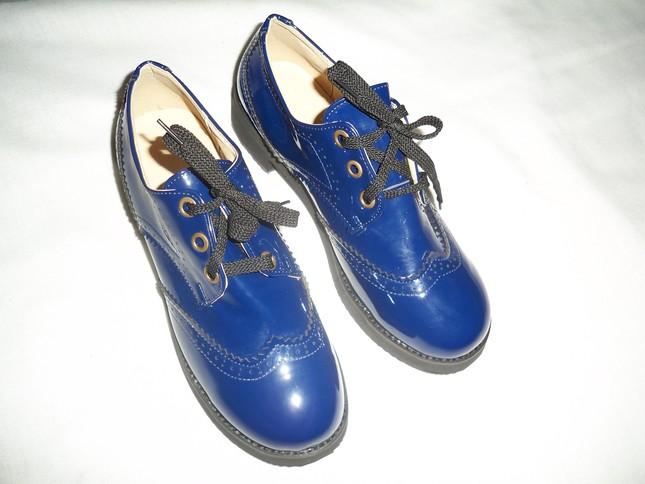 Blue 20brogues 203