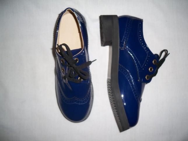 Blue 20brogues 204