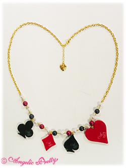 Queentrumpnecklace redxblack