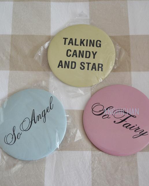 Katie badges