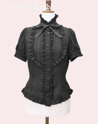 Blouse black 4