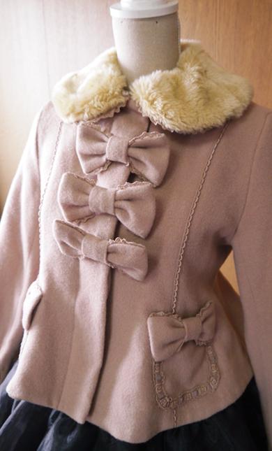 Sweet ribbon coat02