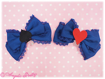 Royalcardscombs blue