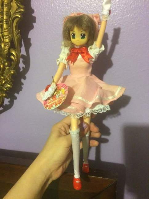 Card 20captor 20sakura 20doll