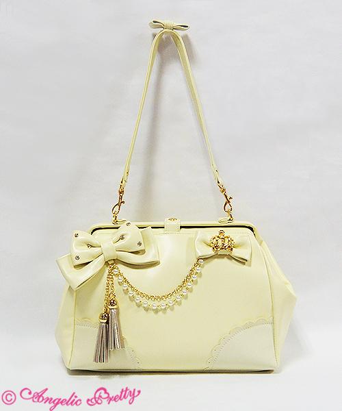 Elegant 20tassel 20bag ivory2015