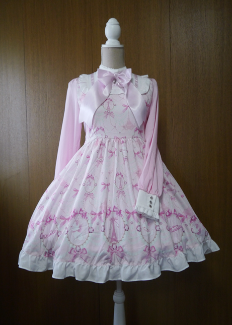 Angelic pretty x disney marie   marie op01