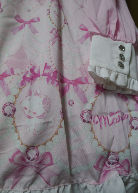 Angelic pretty x disney marie   marie op04