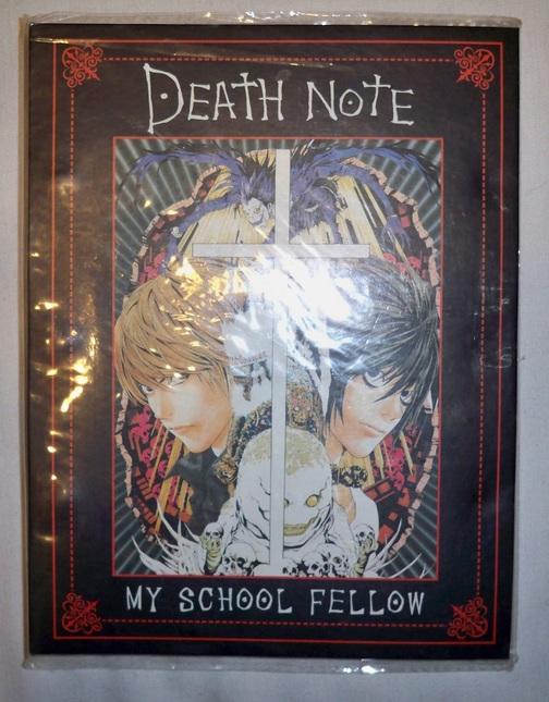 Death 20note 20binder