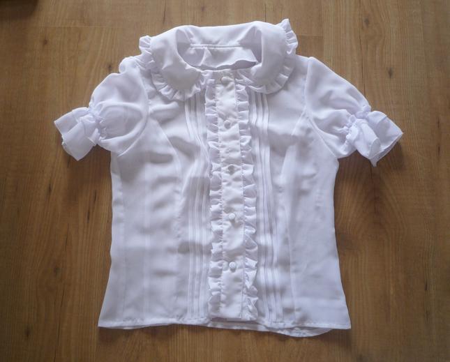 Ls blouse front
