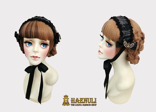 H headdress