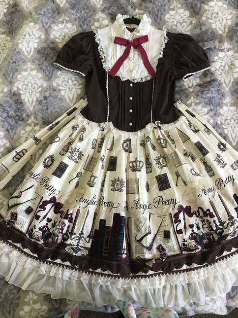 Victorian letter op angelic pretty one piece lace market img 2539 thecheapjerseys Image collections