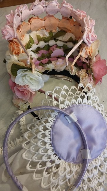Floral 20headwear 20set 20(5)