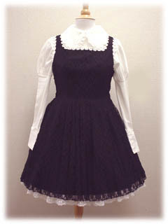 Btssb 20lace 20pleated 20jsk 20in 20black