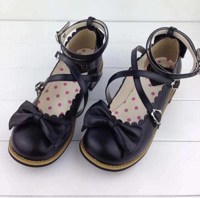 Tea Party Shoes