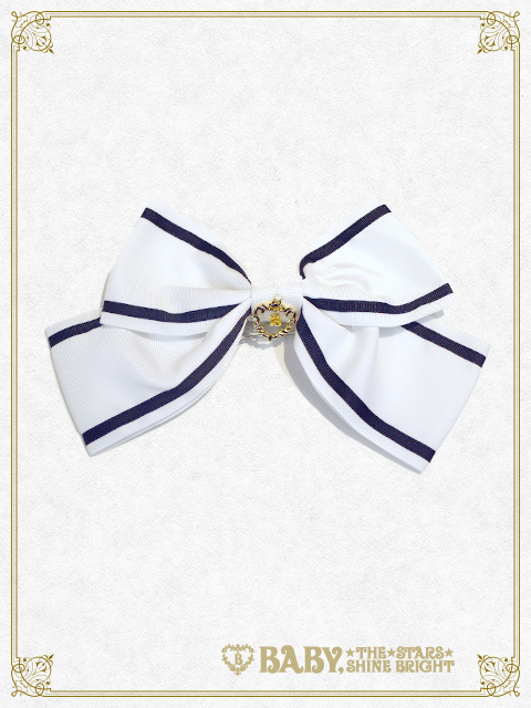 Bssb sweetheart 20ribbon 20barette