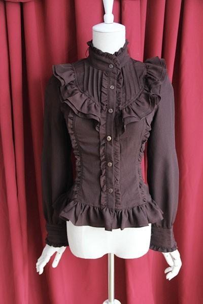 Infanta moons elegy chiffon shirt inf 128 5