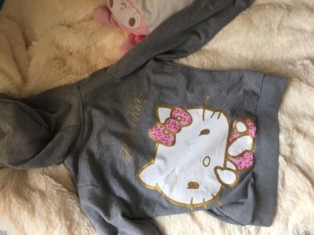 1385e0681 Sport costume Hello Kitty Sunrio size L - Sets/Lots - Kei Market ...