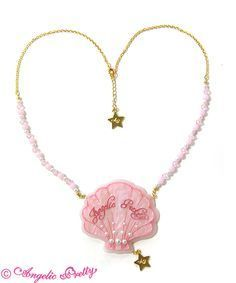 Dream 20marine 20necklace 20pink