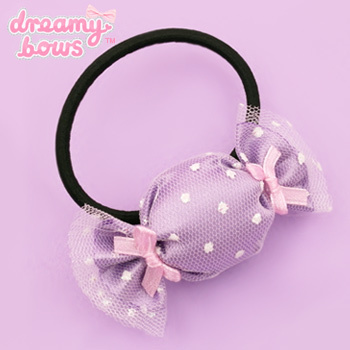 Candy hairband purple 350