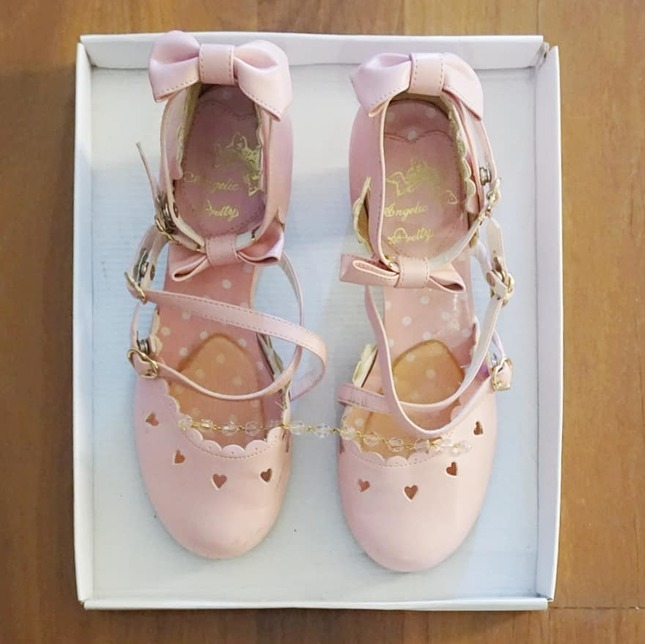 Ap 20  20princess 20ribbon 20shoes 20in 20pink 20(2)