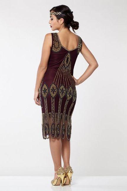 2.molly dress plum b