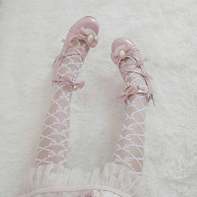 Pink 20pearl 20shoes 20(no 20ankle 20strap)