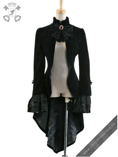 Vampire knight jacket 5