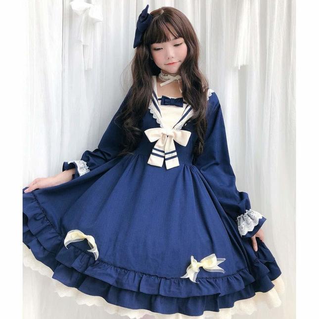 Sailor Lolita Blouse