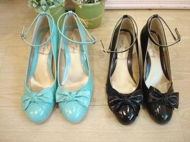 Etc patent shoes