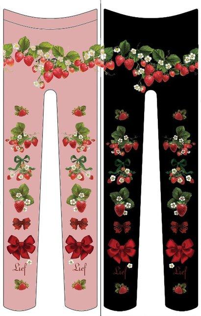 Lief 20strawberry 20ribbon 20series 20black 20tights 20a
