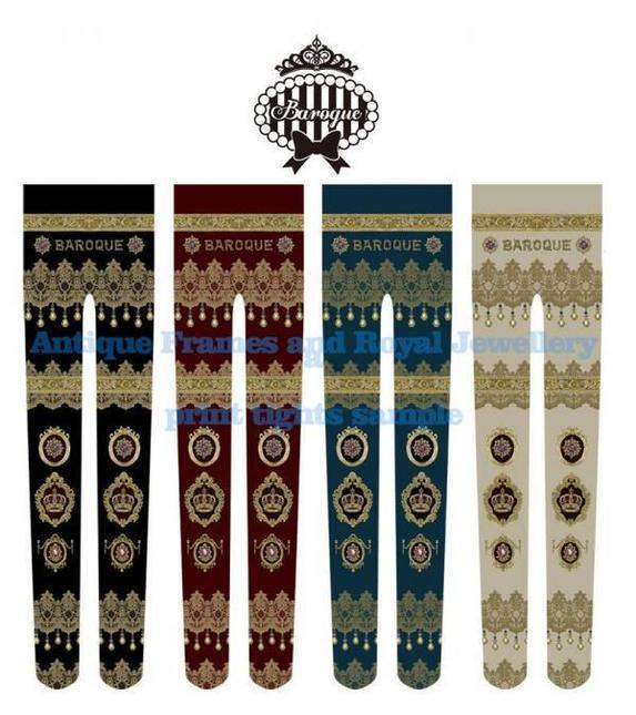 Baroque 20frames 20and 20royal 20jewellery 20tights 20a