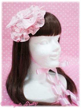 Pink 20canotier