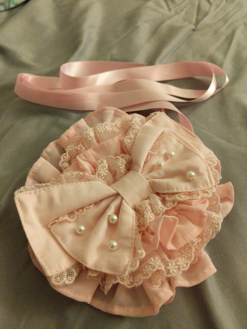 Pink 20canotier 203