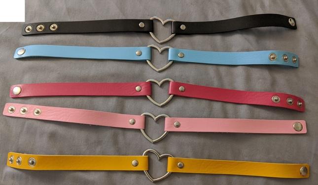 Heart 20chokers
