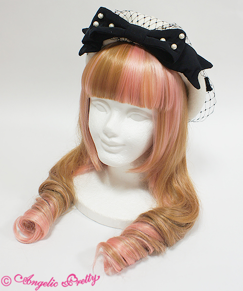 Beret 20dolly 20lady 20ribbon 20in 20ivory
