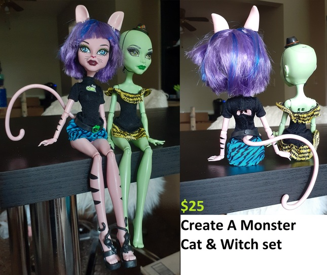13 createamonster 20cat 20witch priced